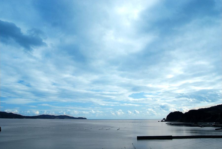 広田湾の画像